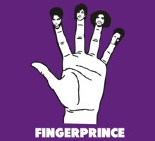Fingerprince (for dark background) by veebs