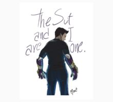 the suit and I are one by Mari Gusmão
