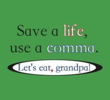 Use a comma by SgtGrammar