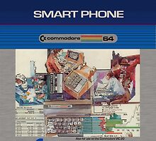 Commodore Smart Phone by RetroCompute