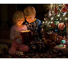 Christmas Magic Photographic Print