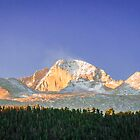 Longs Peak in the Morning by Reese Ferrier