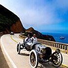 Race Cars on the Coast by RoySorenson