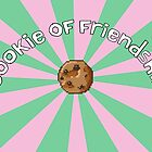 Cookie of friendship by hallokittehxx