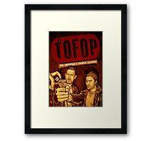 TOFOP Framed Print