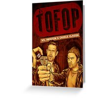 TOFOP Greeting Card