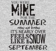 """Summer Love"" by echosingerxx"