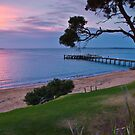Dusk at Cowes Phillip Island Vic Australia by PhotoJoJo