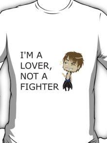 AIDEN-IM A LOVER, NOT A FIGHTER T-Shirt