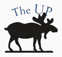 Upper Peninsula Moose Kids Clothes