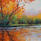 Fall River Bank by Graham Gercken