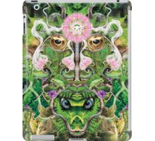 Forest Lotus iPad Case/Skin