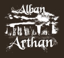 Alban Arthan by blackiguana