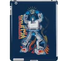 Optimus Time iPad Case/Skin