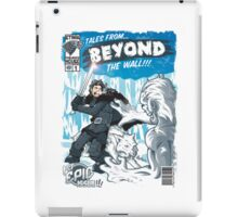 Tales From Beyond the Wall iPad Case/Skin