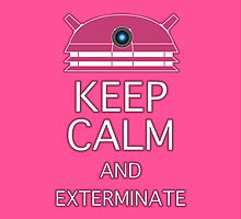 Dalek case in Pink by Darren Peet