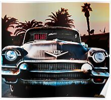 CADILLAC BLUES Poster