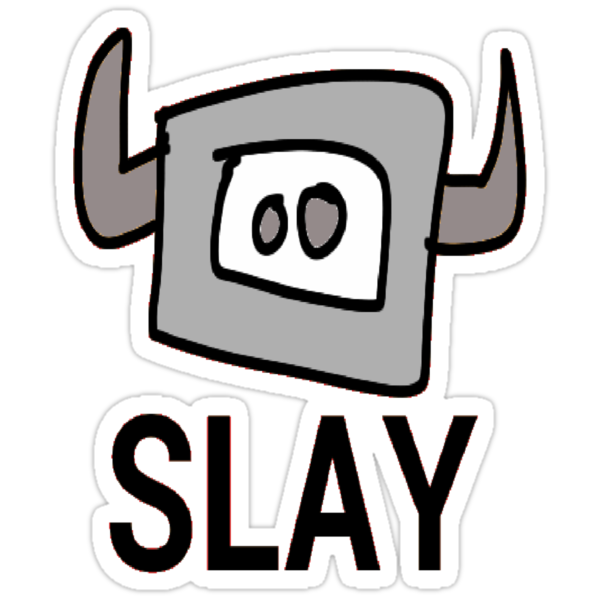 Slay version 2 by Theocstreetart