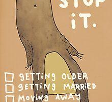Stop It by Sophie Corrigan