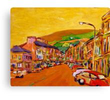 Bantry, Cork Canvas Print