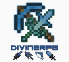 DivineRPG: Tools by DivineRPG