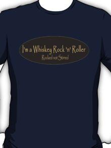 Rocked not Stirred T-Shirt