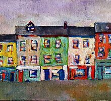 Irish Street III by eolai