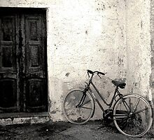 the bicycle.. by JOSEPHMAZZUCCO