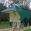 Queen Victoria's Bathing Machine by RedHillDigital
