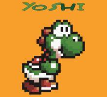 Yoshi, Super Mario by Bodera
