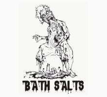 Bath Salts Zombie by dkallman