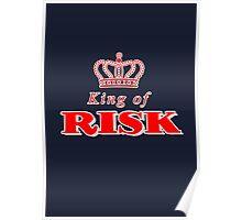 King of Risk Poster