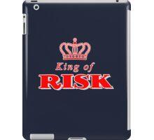 King of Risk iPad Case/Skin