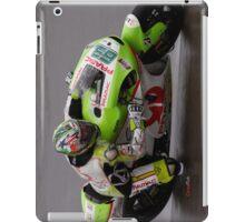 Loris Capirossi in Assen 2011 iPad Case/Skin