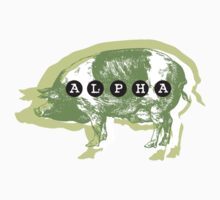 ALPHA PORK by Martin Andersson