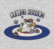 Curling Season by DrawZone7