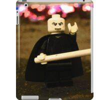 LEGO Voldemort Among Flames iPad Case/Skin