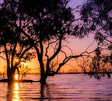 Menindee Sunset 2 by Candice84