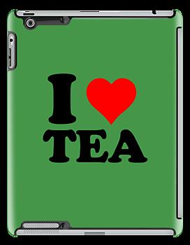 I love tea! by erndub