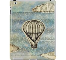 Drifting Slowly iPad Case/Skin