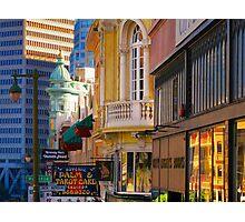 Columbus Street Photographic Print