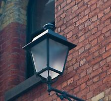 Old Gas Light by DavidsArt