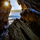 Jagged Rocks by Adriano Carrideo