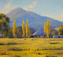 Autumn In Tumut, nsw by Graham Gercken