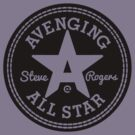 Avenging All Star (Black) by Eozen