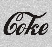Coke - Black by erinoxnam