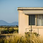 Fibro-cement home with a view by Mick Kupresanin