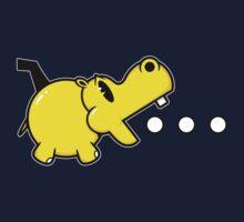 Waka Waka Hippos by mikehandyart