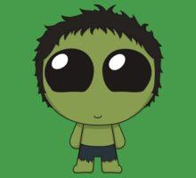 Chibi Hulk by CircusDoll