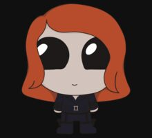 Chibi Black Widow by CircusDoll